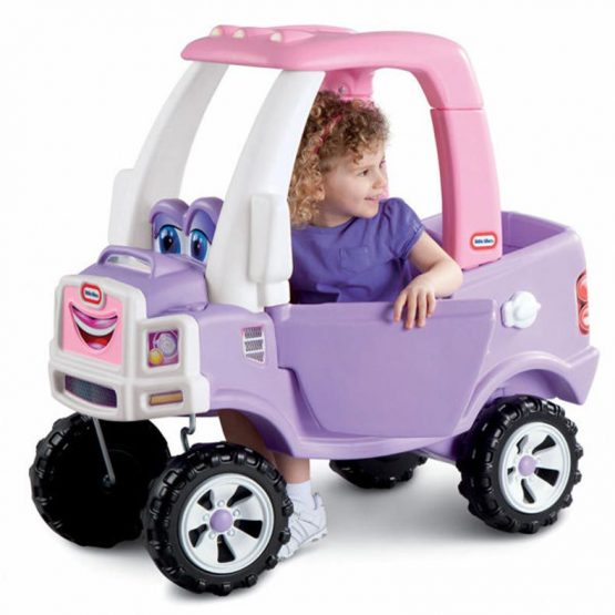 Cozy Coupe Pikap Pembe