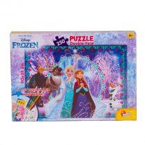 Frozen 250 Parça Kalemli Puzzle