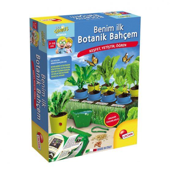 LC İlk Botanik Bahçem