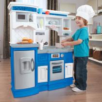İç ve Dış Mekan Mutfak – Mavi