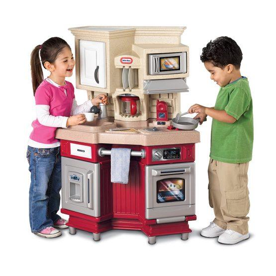 Süper Şef Mutfak Seti – Kırmızı