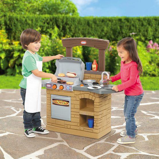 Pişirme Oyunu – Açık Hava Barbekü